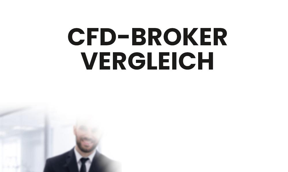 Broker Vergleich Cfd