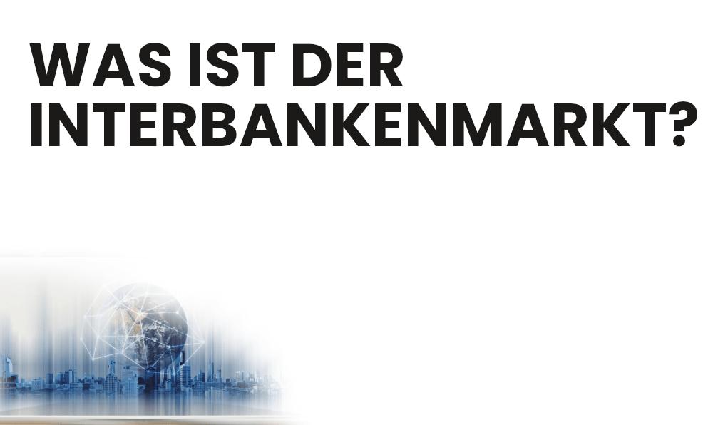 Interbankenmarkt